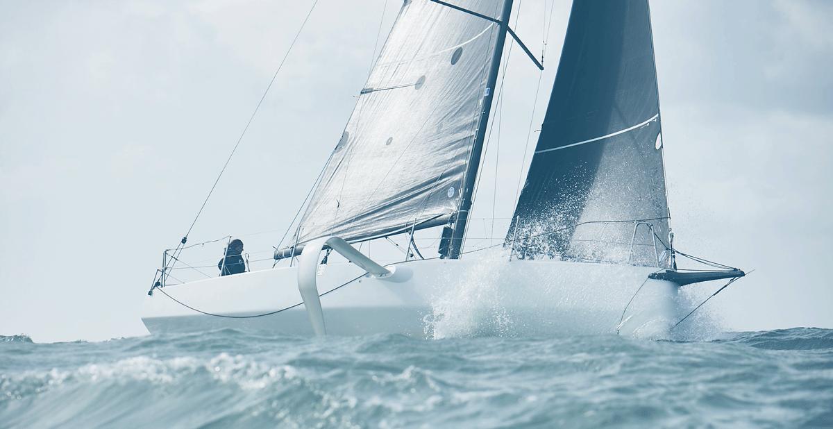 Estelle Greck Skipper – Rêvons long cours
